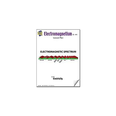 On The Mark Press Electromagnetism Quiz Lesson Plan Science Workbook, Grade 4 - Grade 6 [eBook]