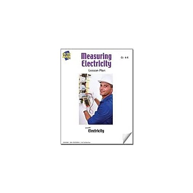 On The Mark Press Measuring Electricity Lesson Plan Science Workbook, Grade 4 - Grade 6 [eBook]