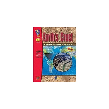 On The Mark Press Earth's Crust Gr. 6-8 Science Workbook, Grade 6 - Grade 8 [eBook]