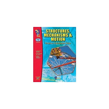 On The Mark Press Structures, Mechanisms and Motion Physical Education Workbook, Grade 2 [eBook]