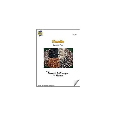 On The Mark Press Parts of A Plant, Seeds Lesson Plan Science Workbook, Grade 2 - Grade 3 [eBook]