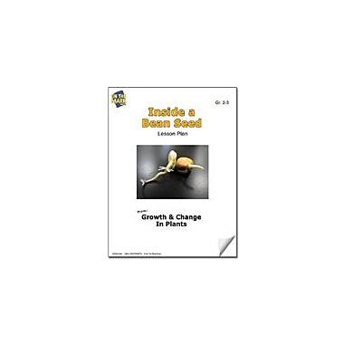 On The Mark Press Inside A Bean Seed Lesson Plan Science Workbook, Grade 2 - Grade 3 [eBook]