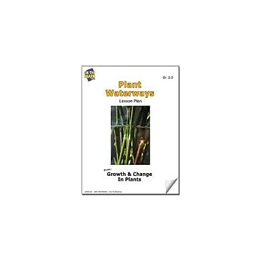 On The Mark Press Plant Waterways Lesson Plan Science Workbook, Grade 2 - Grade 3 [eBook]