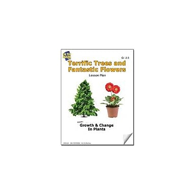 On The Mark Press Terrific Trees and Fantastic Flowers Lesson Plan Science Workbook, Grade 2 - Grade 3 [eBook]
