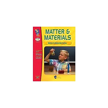 On The Mark Press Matter and Materials Science Workbook, Grade 1 - Grade 3 [eBook]