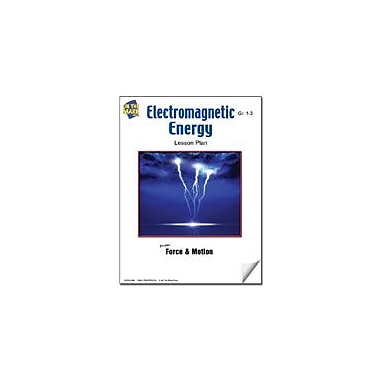 On The Mark Press Electromagnetic Energy Lesson Plan Science Workbook, Grade 1 - Grade 3 [eBook]