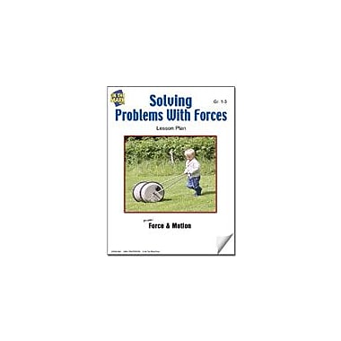 On The Mark Press Solving Problems With Forces Lesson Plan Science Workbook, Grade 1 - Grade 3 [eBook]