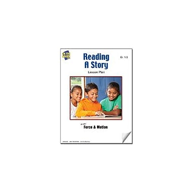 On The Mark Press Reading A Story Lesson Plan Science Workbook, Grade 1 - Grade 3 [eBook]