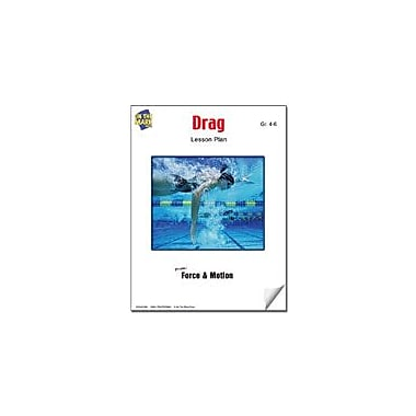 On The Mark Press Drag Lesson Plan Science Workbook, Grade 4 - Grade 6 [eBook]