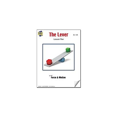 On The Mark Press The Lever Lesson Plan Science Workbook, Grade 4 - Grade 6 [eBook]