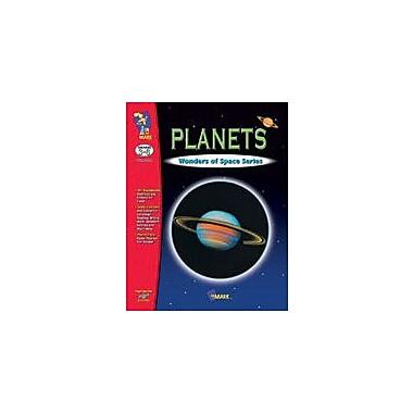 On The Mark Press Planets Science Workbook, Grade 3 - Grade 6 [eBook]
