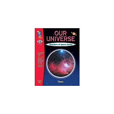 On The Mark Press Our Universe Science Workbook, Grade 5 - Grade 8 [eBook]