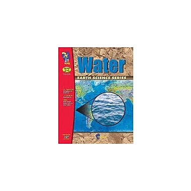 On The Mark Press Water Science Workbook, Grade 2 - Grade 5 [eBook]