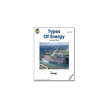 On The Mark Press Types of Energy Lesson Plan Science Workbook, Grade 1 - Grade 3 [eBook]