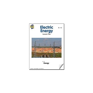 On The Mark Press Electric Energy Lesson Plan Science Workbook, Grade 1 - Grade 3 [eBook]