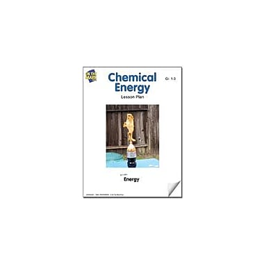 On The Mark Press Chemical Energy Lesson Plan Science Workbook, Grade 1 - Grade 3 [eBook]