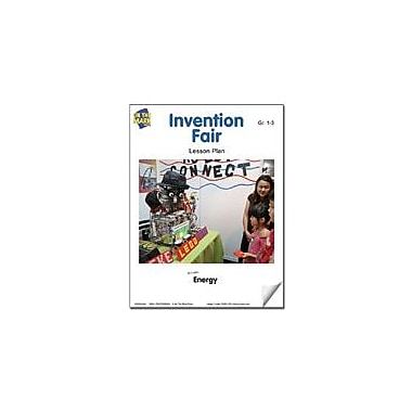 On The Mark Press Invention Fair Lesson Plan Science Workbook, Grade 1 - Grade 3 [eBook]