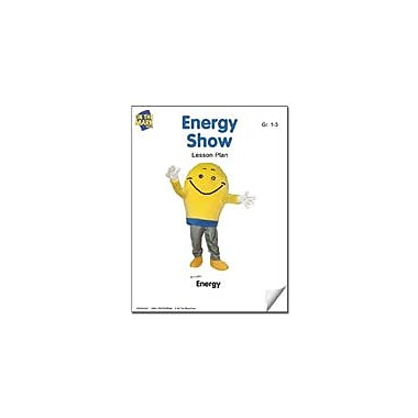 On The Mark Press Energy Show Lesson Plan Science Workbook, Grade 1 - Grade 3 [eBook]