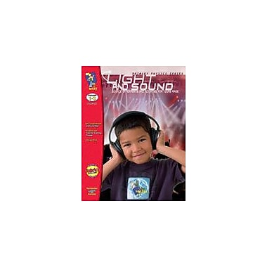 On The Mark Press Light and Sound Science Workbook, Grade 1 - Grade 3 [eBook]