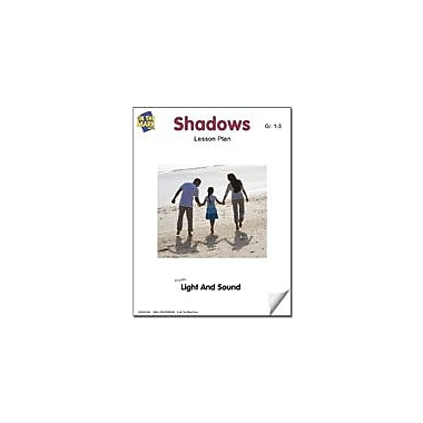 On The Mark Press Shadows Lesson Plan Science Workbook, Grade 1 - Grade 3 [eBook]