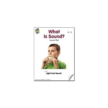On The Mark Press What Is Sound? Lesson Plan Science Workbook, Grade 1 - Grade 3 [eBook]
