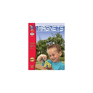On The Mark Press Magnets Physical Education Workbook, Grade 1 - Grade 3 [Enhanced eBook]