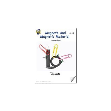 On The Mark Press Magnets and Magnetic Material Lesson Plan Science Workbook, Grade 1 - Grade 3 [eBook]