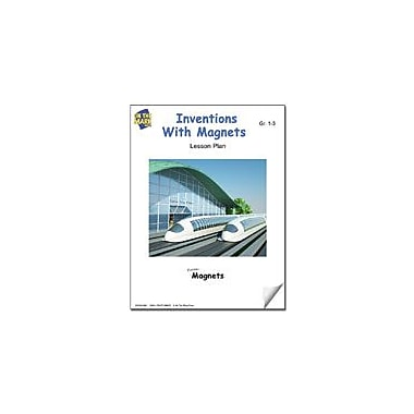 On The Mark Press Inventions With Magnets Lesson Plan Science Workbook, Grade 1 - Grade 3 [eBook]