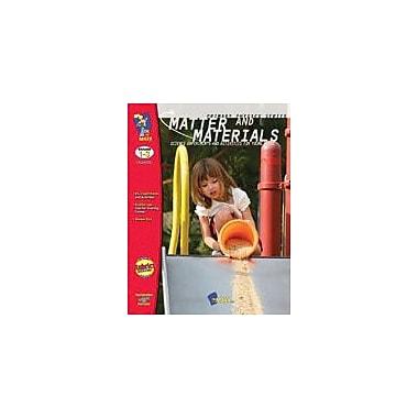 On The Mark Press Matter and Materials Physical Education Workbook, Grade 1 - Grade 3 [Enhanced eBook]