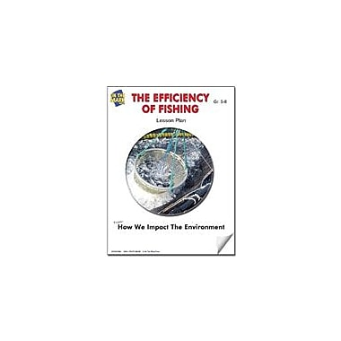 On The Mark Press The Efficiency of Fishing Lesson Plan Science Workbook, Grade 5 - Grade 8 [eBook]