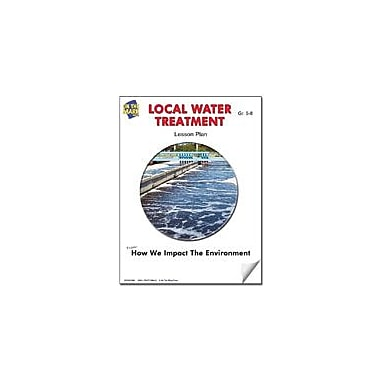 On The Mark Press Local Water Treatment Lesson Plan Science Workbook, Grade 7 - Grade 8 [eBook]