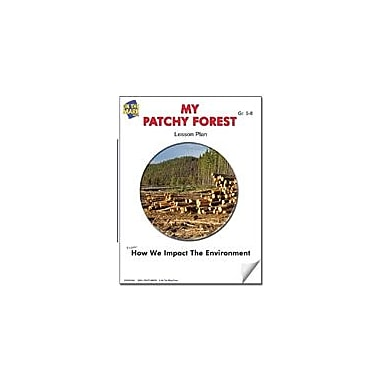 On The Mark Press My Patchy Forest Lesson Plan Science Workbook, Grade 6 - Grade 8 [eBook]