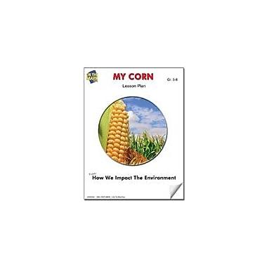 On The Mark Press My Corn Lesson Plan Science Workbook, Grade 7 - Grade 8 [eBook]