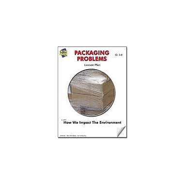 On The Mark Press Packaging Problems Lesson Plan Science Workbook, Grade 5 - Grade 8 [eBook]