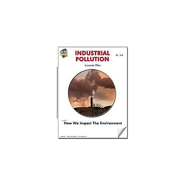 On The Mark Press Industrial Pollution Lesson Plan Science Workbook, Grade 7 - Grade 8 [eBook]