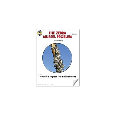 On The Mark Press The Zebra Mussel Problem Lesson Plan Science Workbook, Grade 7 - Grade 8 [eBook]