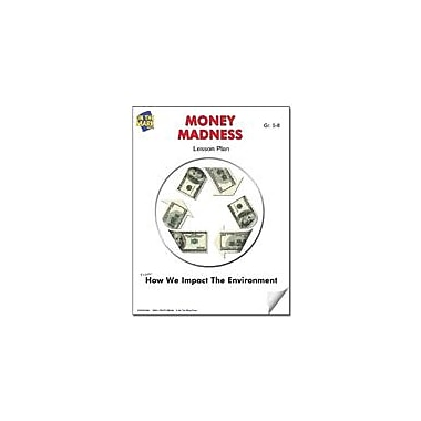 On The Mark Press Money Madness Lesson Plan Science Workbook, Grade 6 - Grade 8 [eBook]