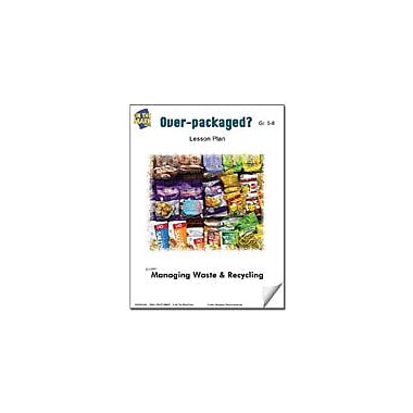 On The Mark Press Over-Packaged? Lesson Plan Science Workbook, Grade 5 - Grade 8 [eBook]