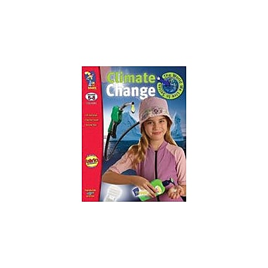 On The Mark Press Climate Change Science Workbook, Grade 5 - Grade 8 [eBook]
