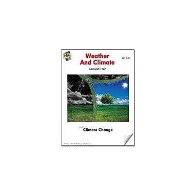 On The Mark Press Weather and Climate Lesson Plan Science Workbook, Grade 5 - Grade 8 [eBook]