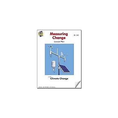 On The Mark Press Measuring Change Lesson Plan Science Workbook, Grade 5 - Grade 8 [eBook]