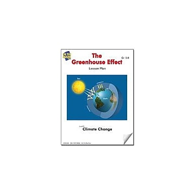 On The Mark Press The Greenhouse Effect Lesson Plan Science Workbook, Grade 5 - Grade 8 [eBook]