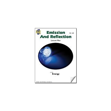 On The Mark Press Emission and Reflection Lesson Plan Science Workbook, Grade 4 - Grade 6 [eBook]