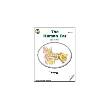 On The Mark Press The Human Ear Lesson Plan Science Workbook, Grade 4 - Grade 6 [eBook]