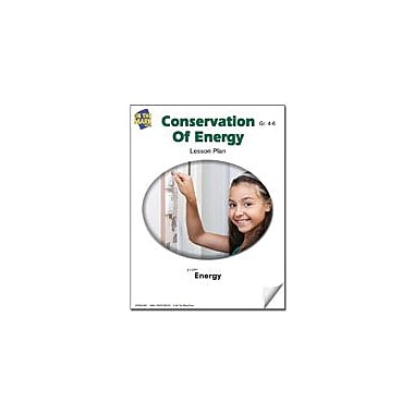On The Mark Press Conservation of Energy Lesson Plan Science Workbook, Grade 4 - Grade 6 [eBook]