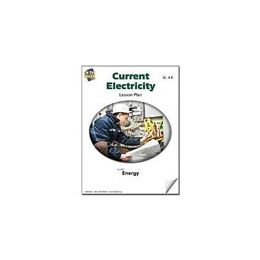On The Mark Press Current Electricity Lesson Plan Science Workbook, Grade 4 - Grade 6 [eBook]