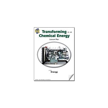 On The Mark Press Transforming Chemical Energy Lesson Plan Science Workbook, Grade 4 - Grade 6 [eBook]