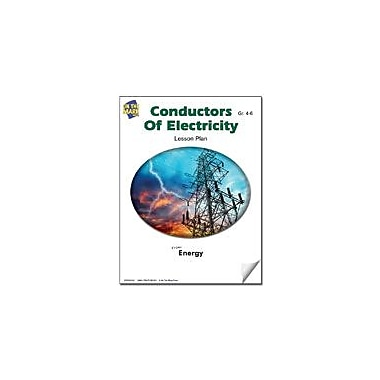 On The Mark Press Conductors of Electricity Lesson Plan Science Workbook, Grade 4 - Grade 6 [eBook]