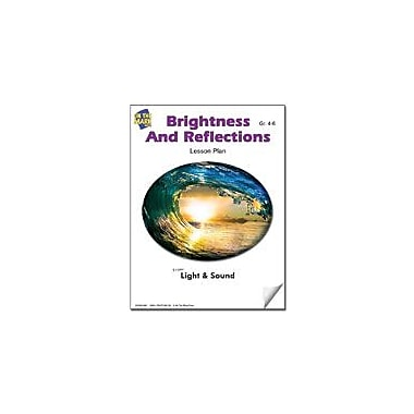 On The Mark Press Brightness and Reflections Lesson Plan Science Workbook, Grade 4 - Grade 6 [eBook]