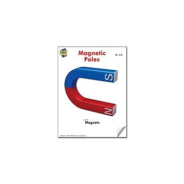 On The Mark Press Magnetic Poles Lesson Plan Science Workbook, Grade 4 - Grade 6 [eBook]